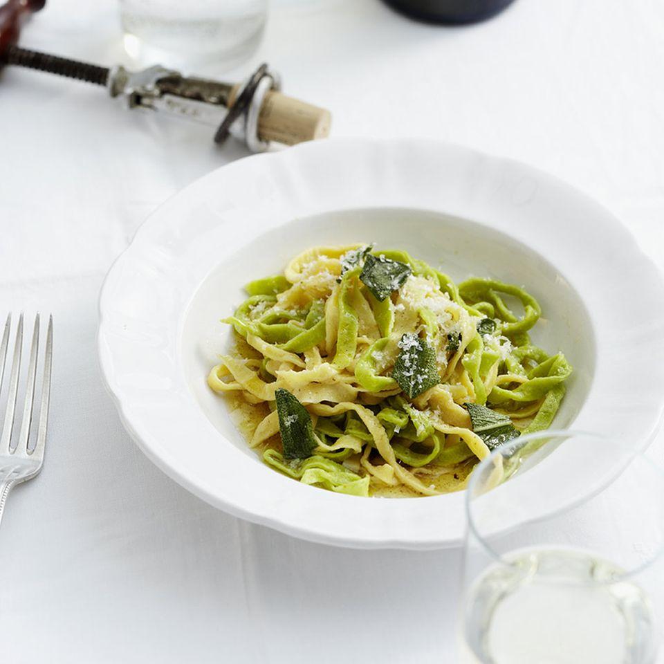 Rezepte: Gemüse und Vegetarisches mit Salbei