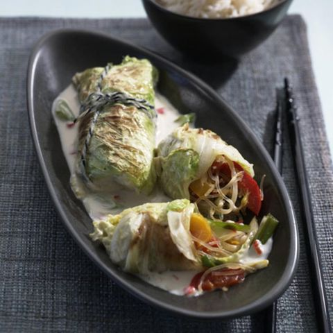 Rezepte: Vegetarisches mit Kokosmilch