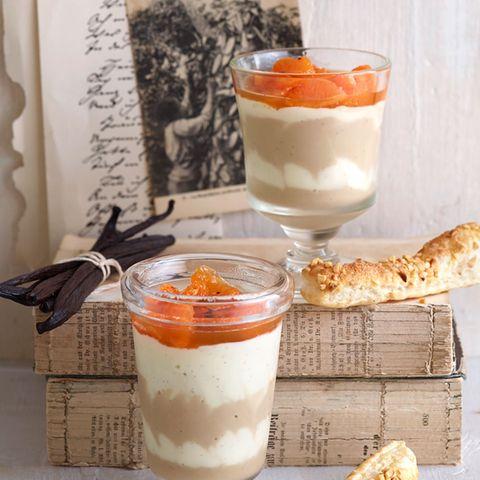 Süße Rezepte mit Vanille