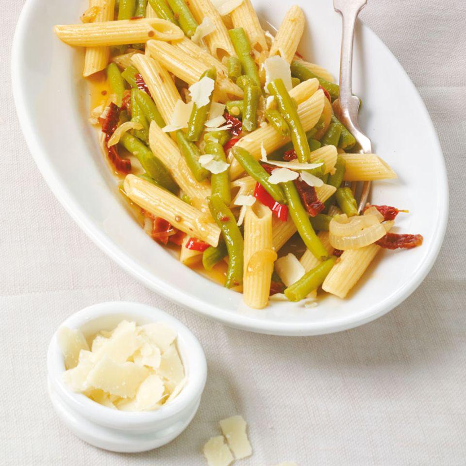 Chili: Rezepte mit Pasta