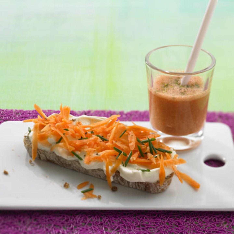 Frühstück und Pausenbrote für Kinder