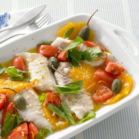 Rezepte: Fisch mit Kapern