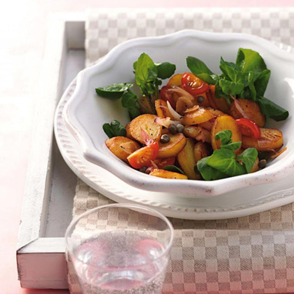 Rezepte: Salate mit Kapern