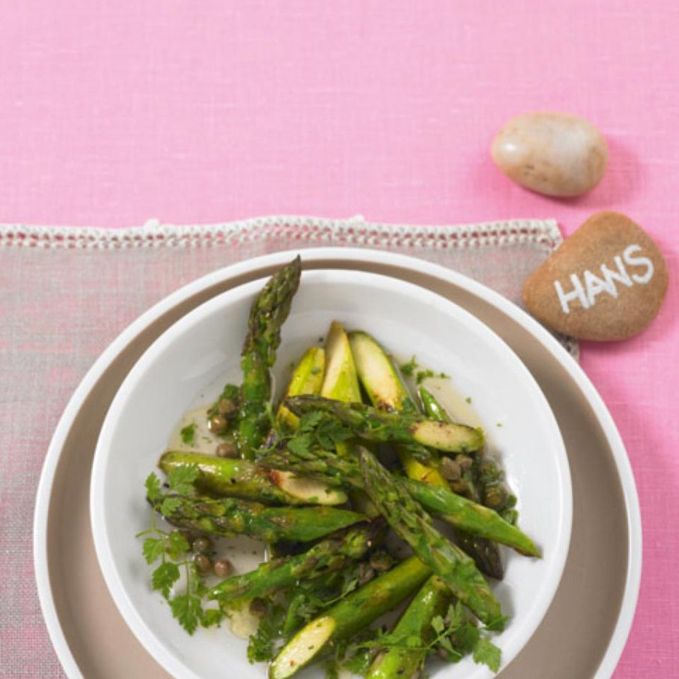 Rezepte: Gemüse, Nudeln und Co. mit Kapern