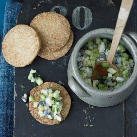 Dill: Rezepte für Salate