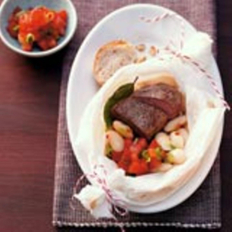 Rezepte: Fleisch mit Lorbeer