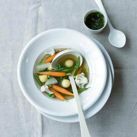 Rezepte: Suppen und Eintöpfe mit Suppengrün