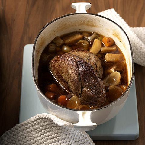 Rezepte: Fleisch mit Suppengrün