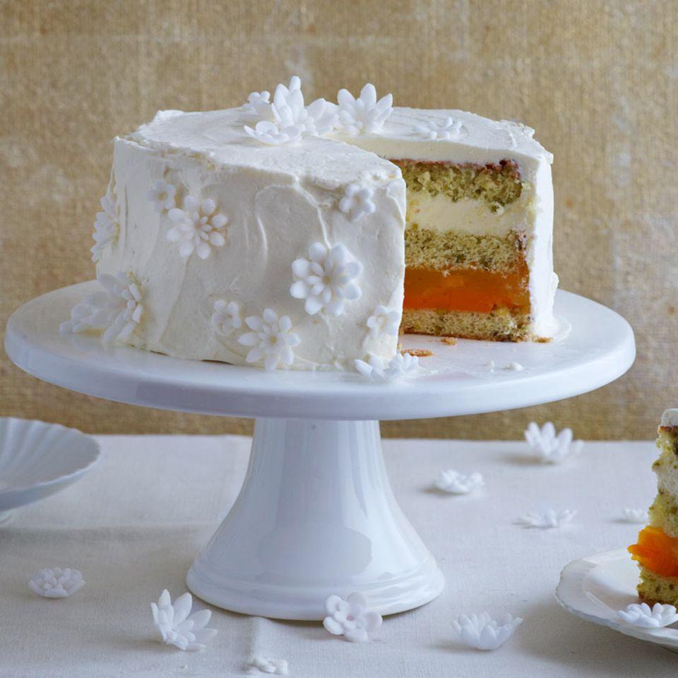 Frischkäse: Kuchen, Torten und Gebäck