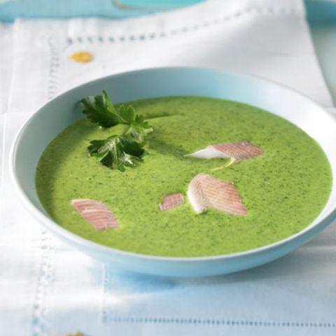 Petersilie: Eintöpfe und Suppen
