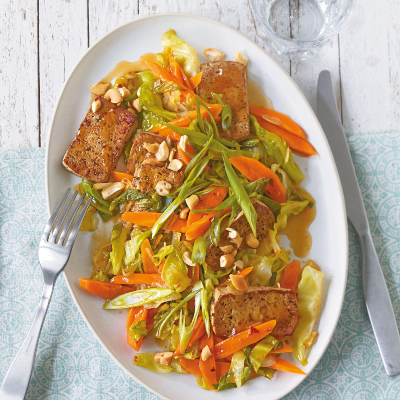 Vegetarische Rezepte: Tofu