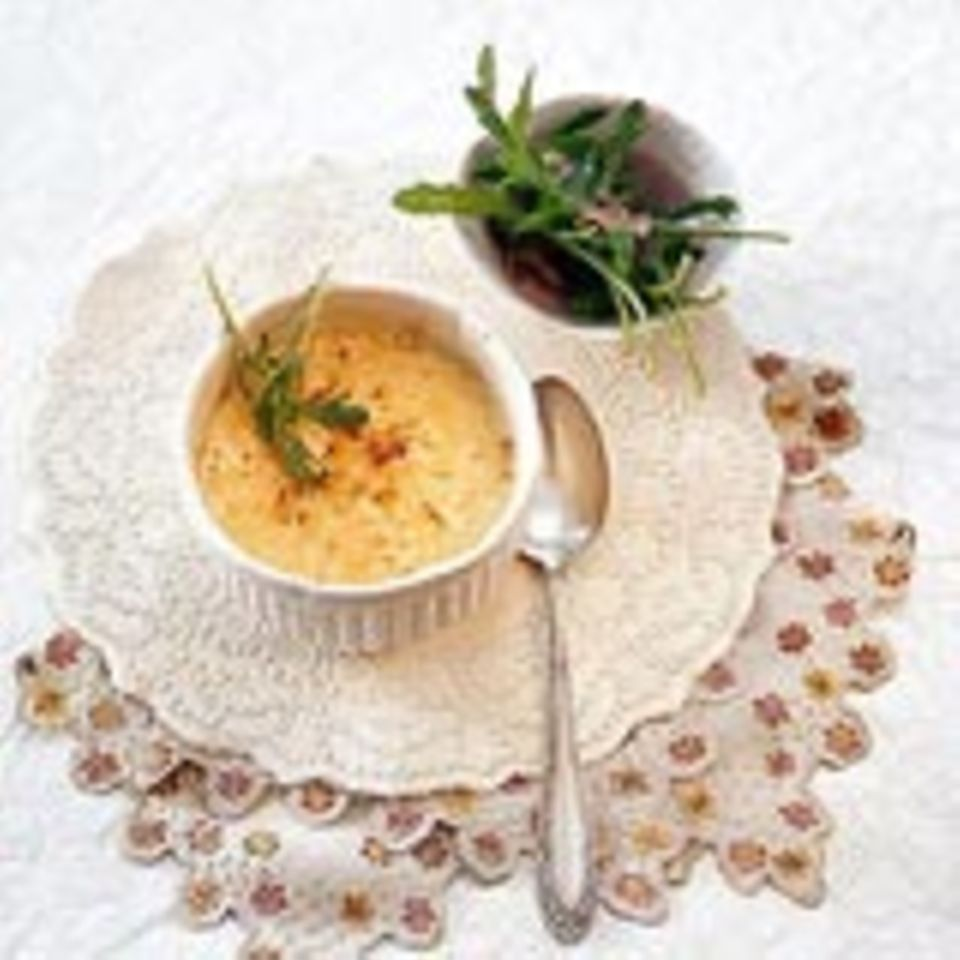 Der Klassiker: Crème brûlée