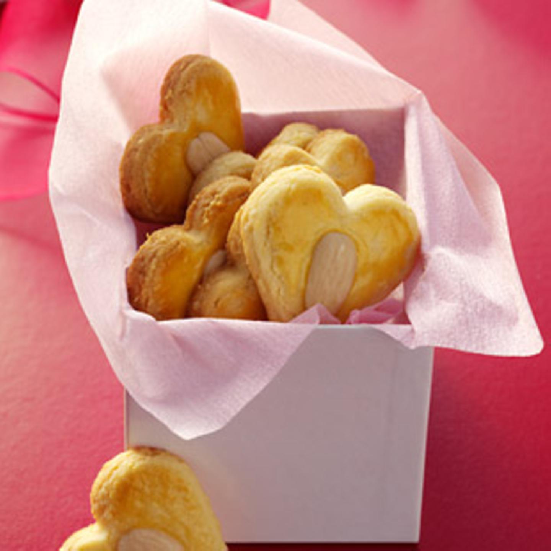 Rezepte: Kekse aus Mürbeteig