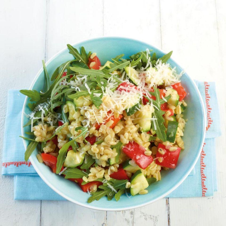 Low Fat: Vegetarische Hauptgerichte