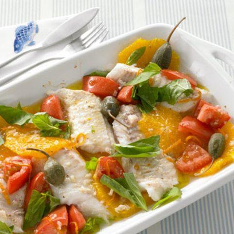 Laktosefrei: Hauptgerichte mit Fisch