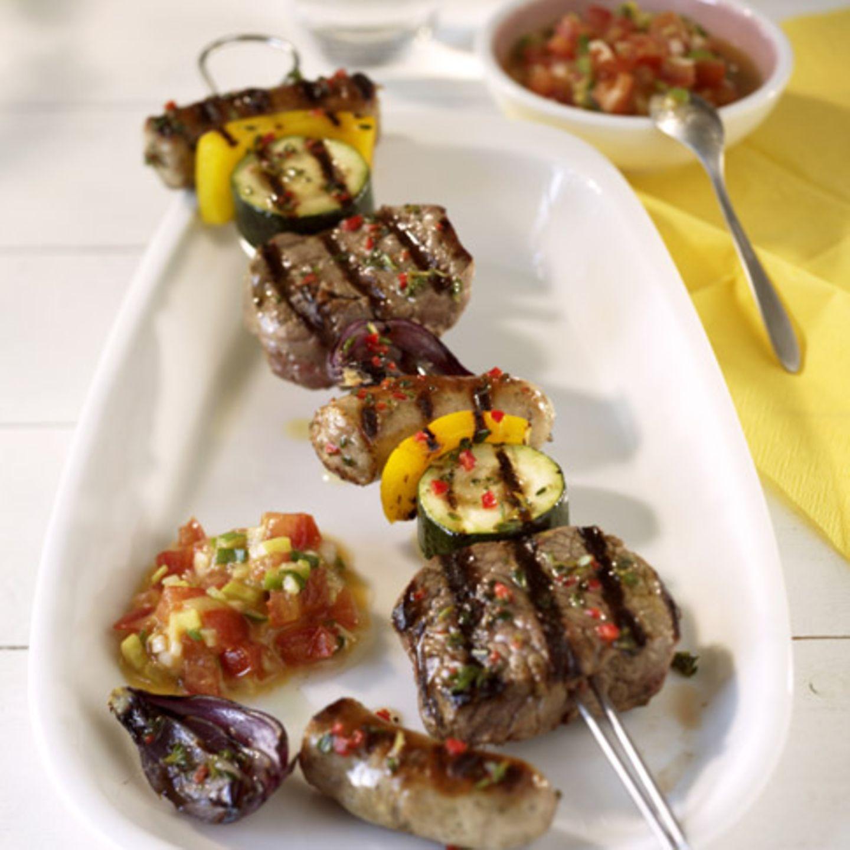 Rezepte: Köstliches mit Salsa