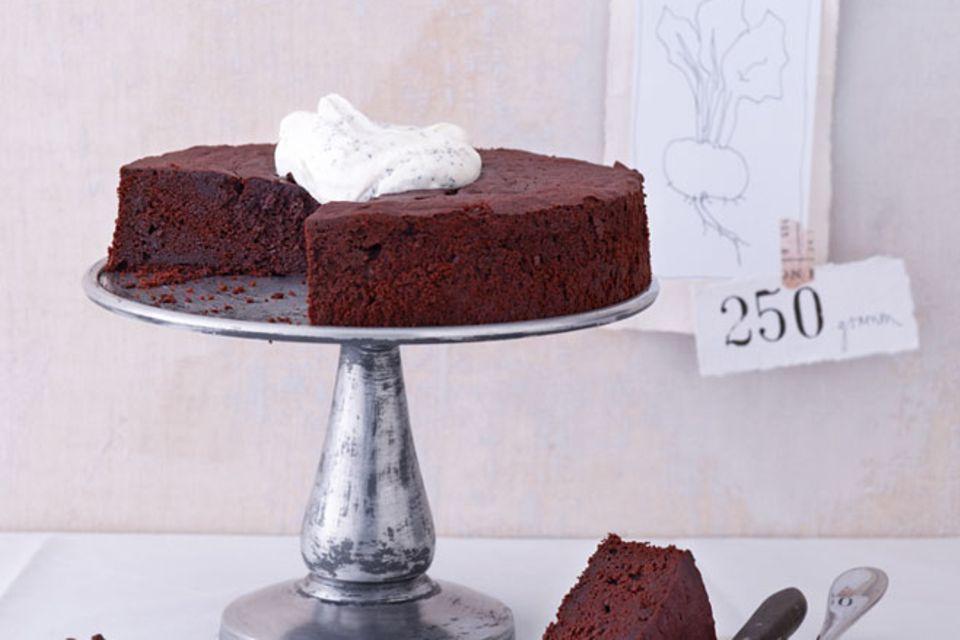 Kuchen & Torten mit Schokolade