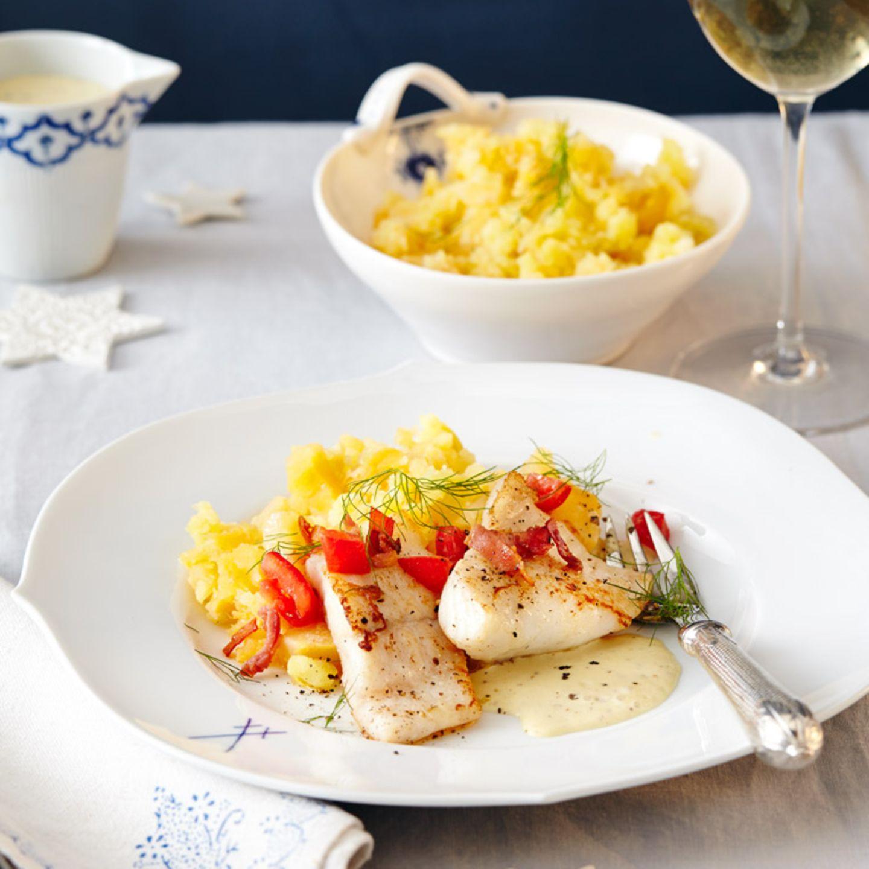 Menü aus Schleswig-Holstein: Edel mit Fisch
