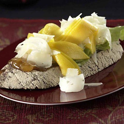 Manchego: Rezepte mit Brot