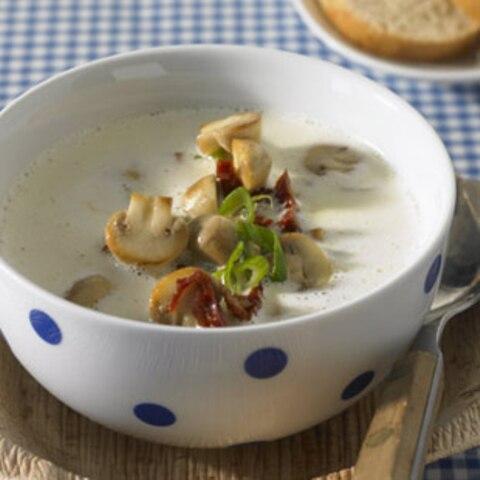 Rezepte: Suppe und Eintopf mit Käse