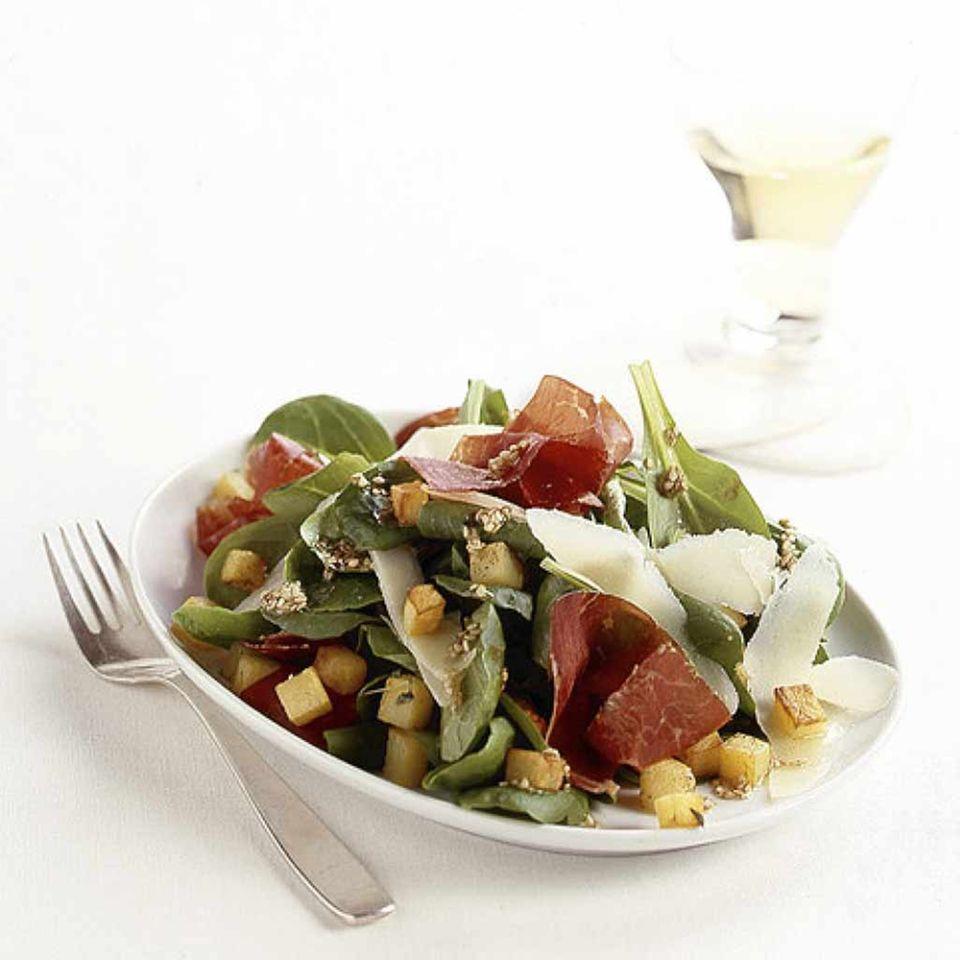 Sesam: Rezepte für Salate