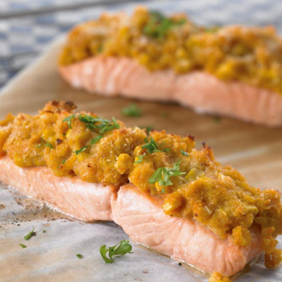 Rezepte mit 5 Zutaten: Fisch und Meeresfrüchte