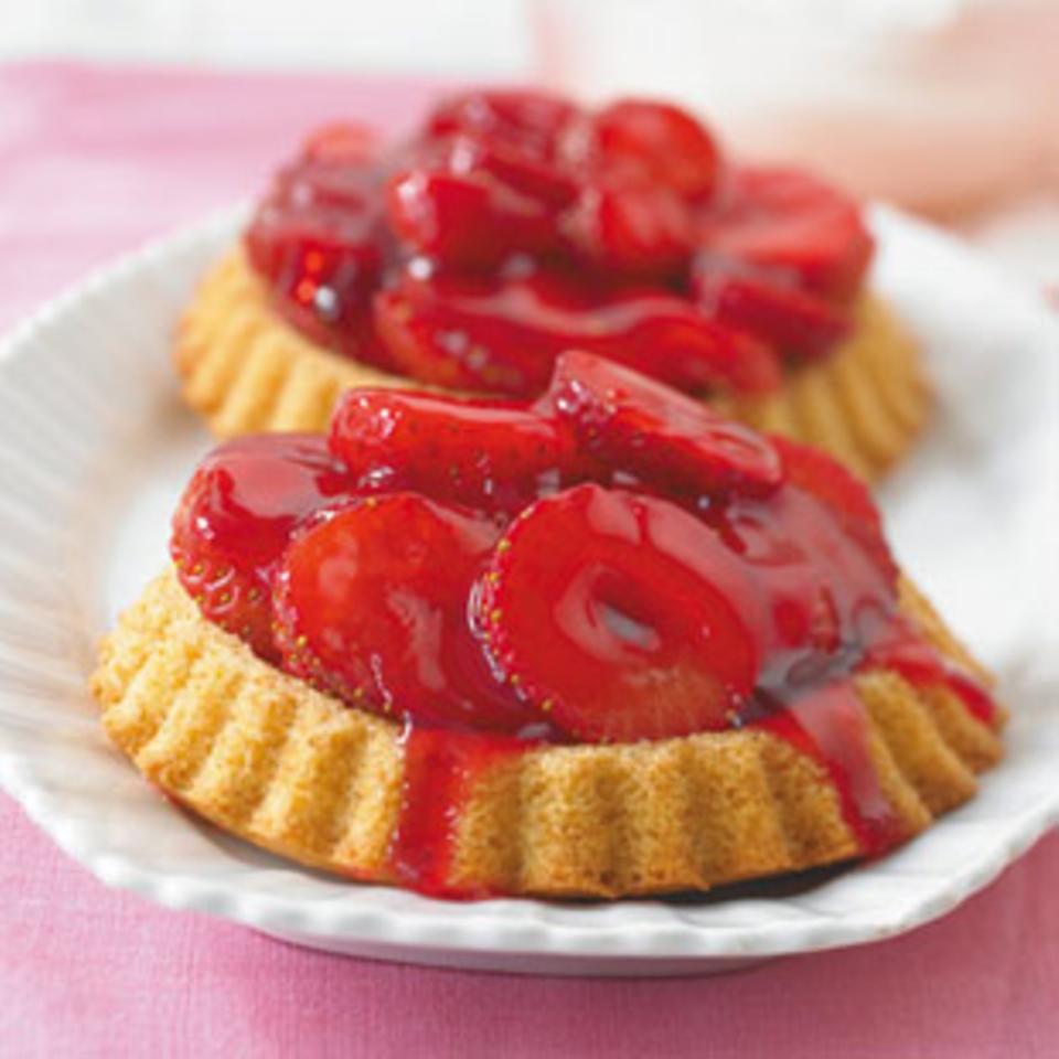 Rezepte: Kuchen und Torten mit Schwips