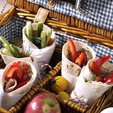 Mein Picknickkorb