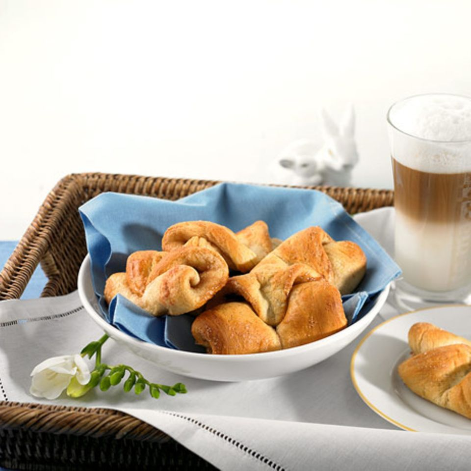Rezepte für das Sonntagsfrühstück