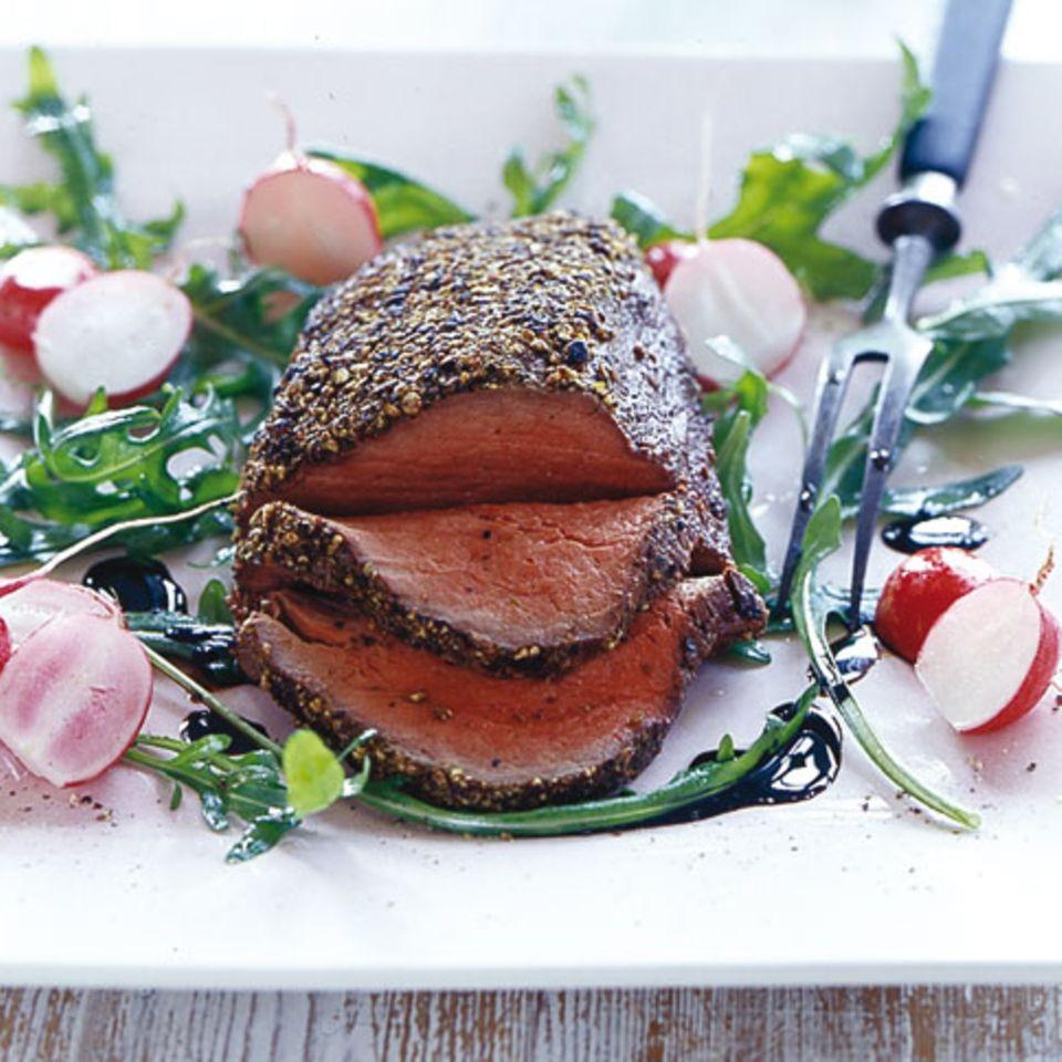 Männerküche: Hauptgerichte für Fleischliebhaber