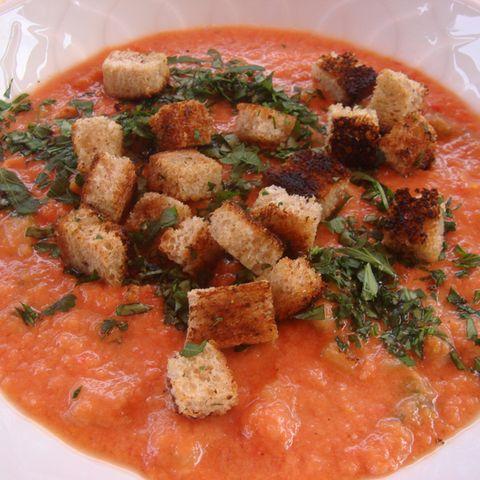 Suppen und Eintöpfe mit Tomatenmark