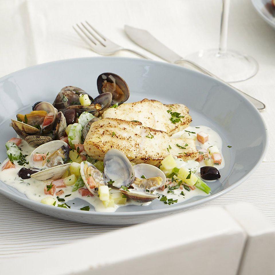 Rezepte: Ostermenü mit Fisch