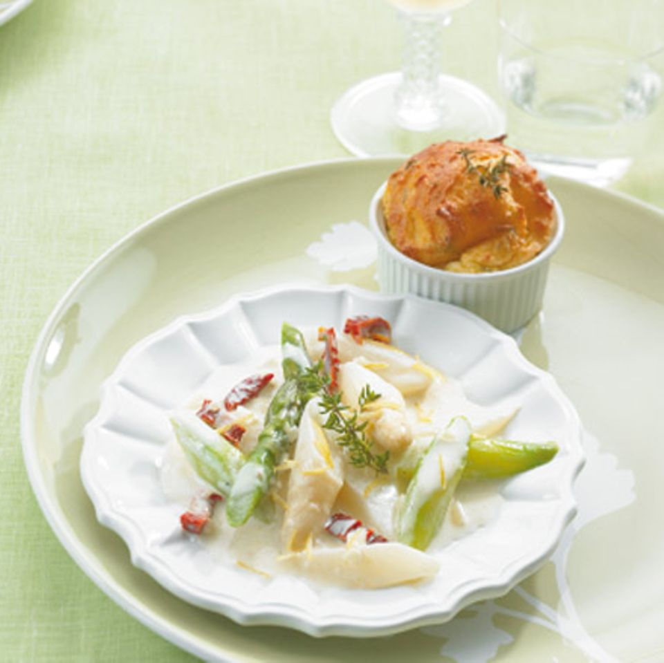 Rezepte: Vegetarisches Ostermenü