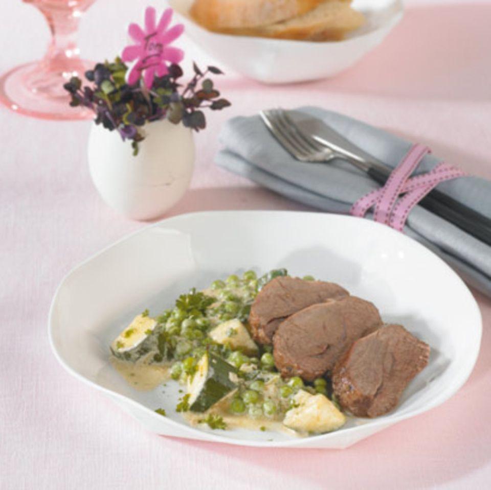 Rezepte: Schnelles Ostermenü