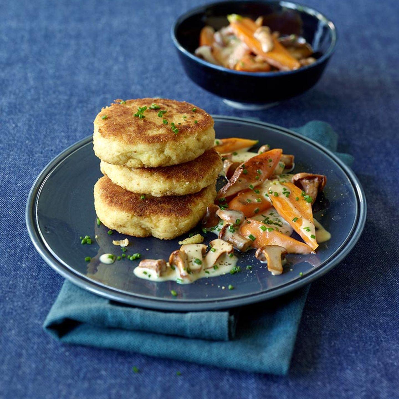 Vegetarische Rezepte: Kartoffeln