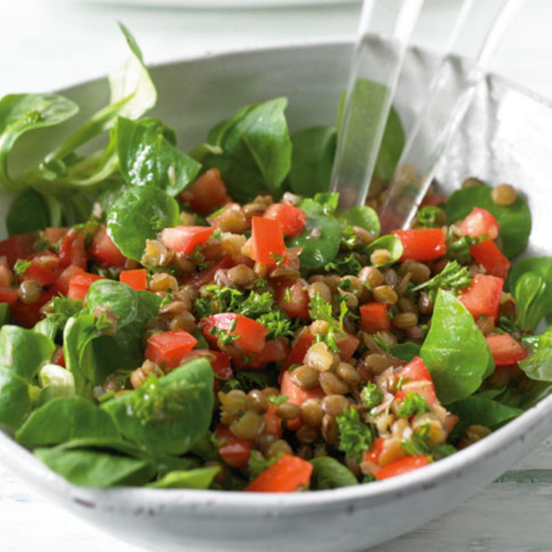 Rezepte: Salate, die satt machen