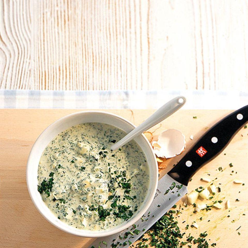 Grüne Sauce: Rezepte