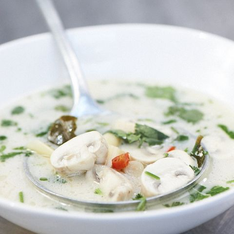 Rezepte: Suppen mit Kokos