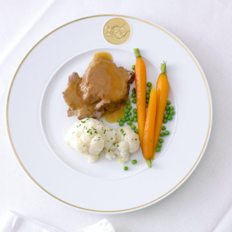 Hauptgerichte: Kalbfleisch