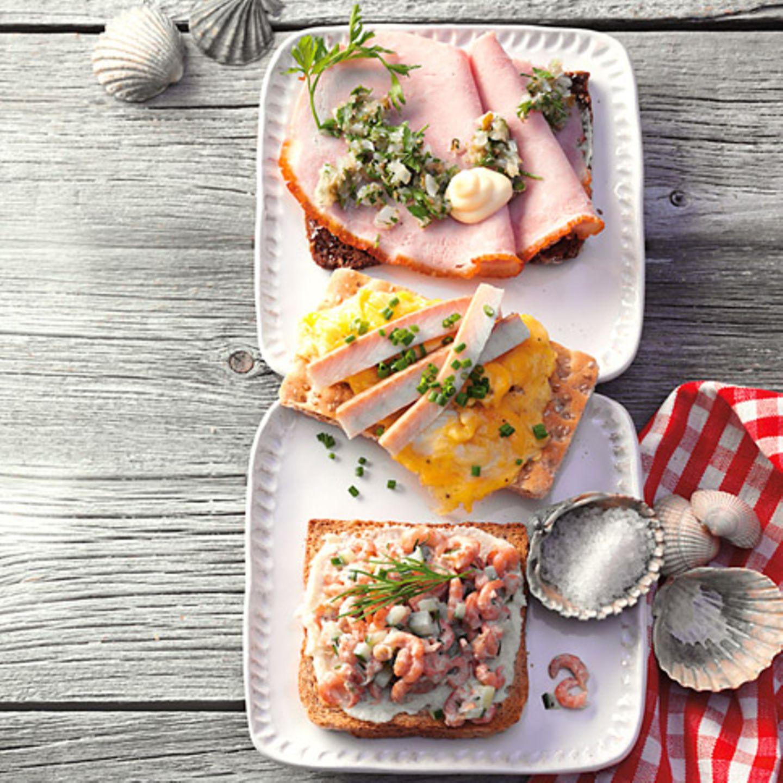 Hauptgerichte aus Skandinavien