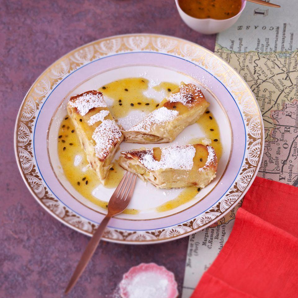 Süße Hauptgerichte: Pfannkuchen