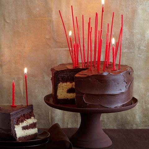 Geburtstagskuchen: die besten Rezepte