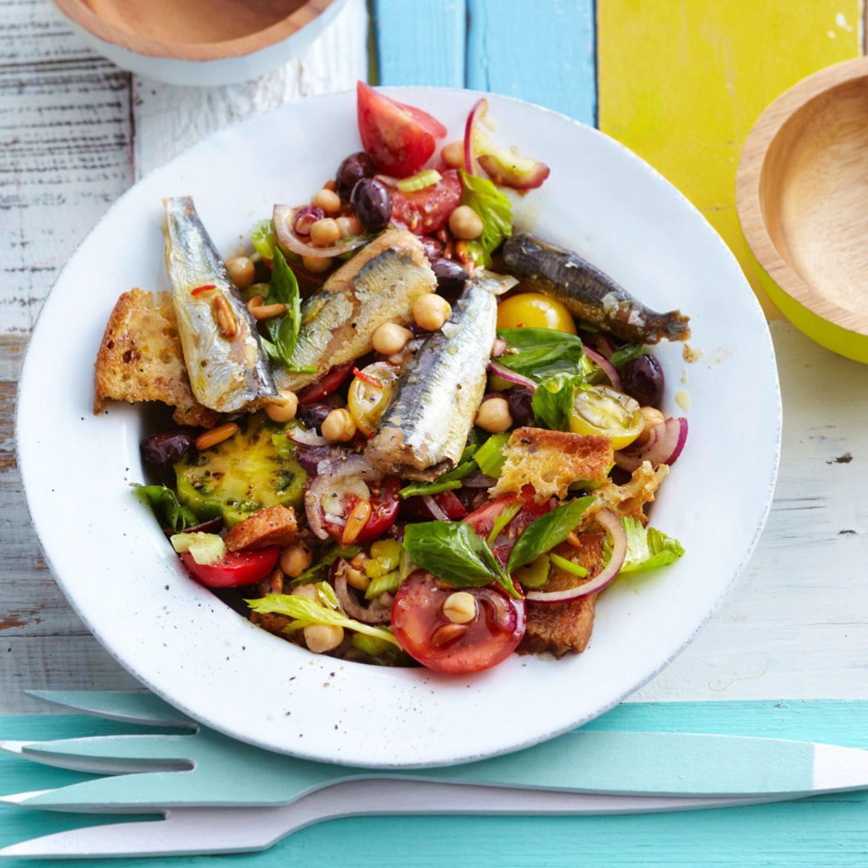 Italienische Küche: Salate