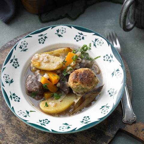 Irische Küche: Irisch inspirierte Rezepte