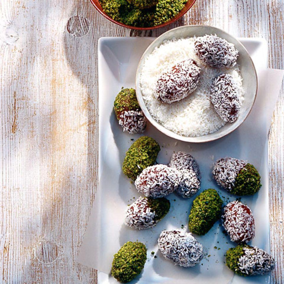 Orientalische Küche: Süßes mit Datteln