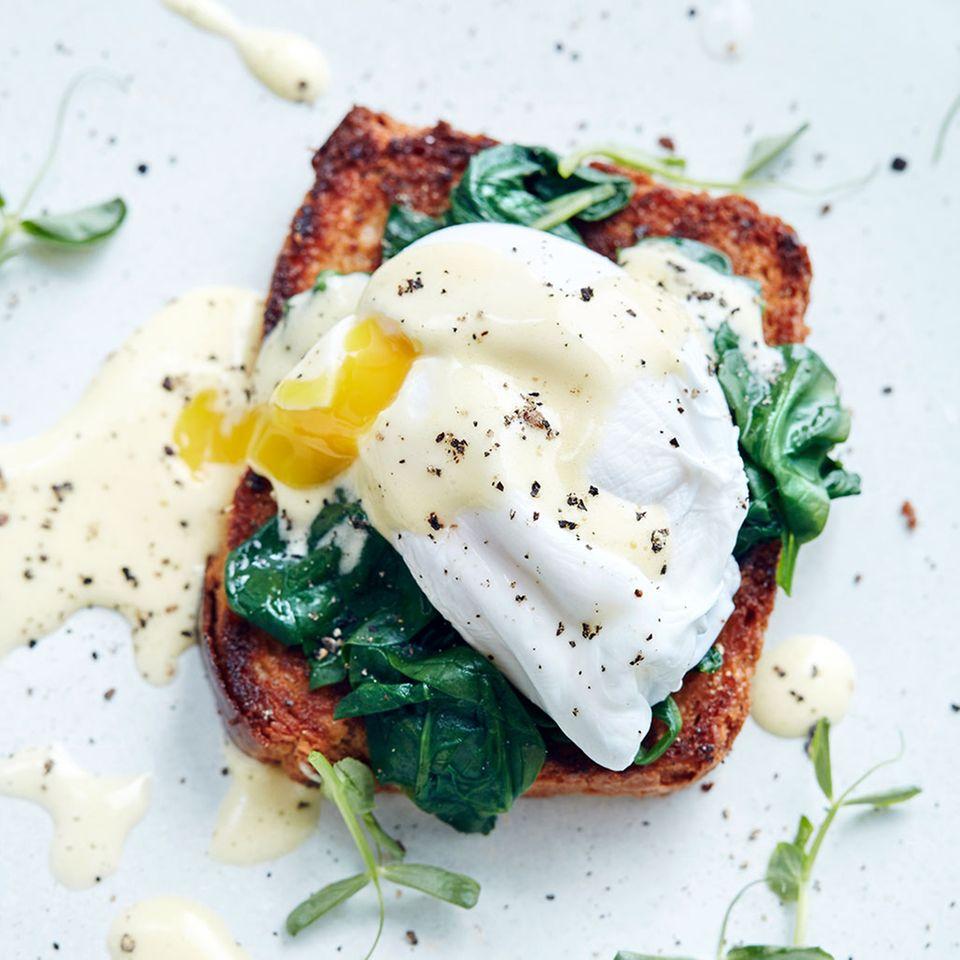 Brunch: Rezepte mit Eiern