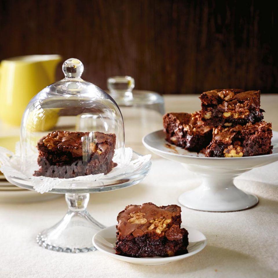 Leckere Brownie-Rezepte