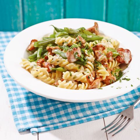 Rezepte: Pilze und Pasta