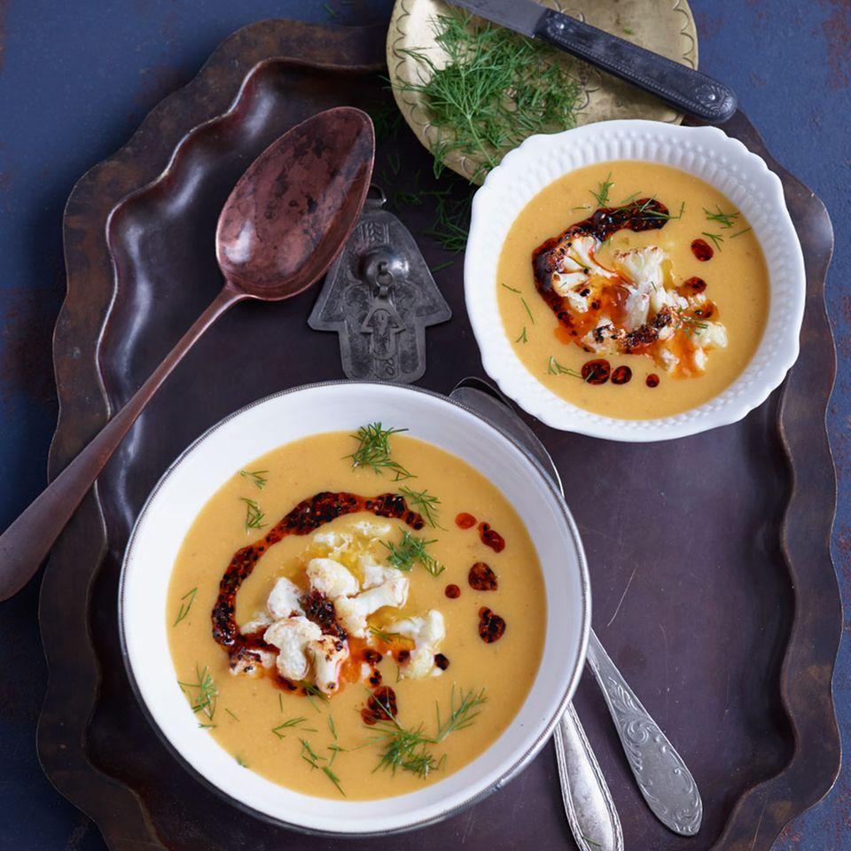 Dill: Eintöpfe und Suppen