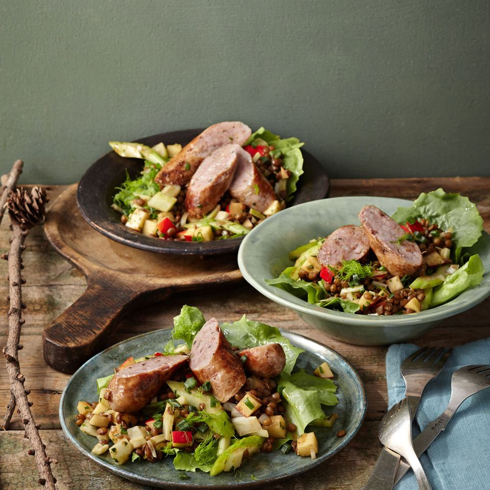 Winter-Rezepte: Salate